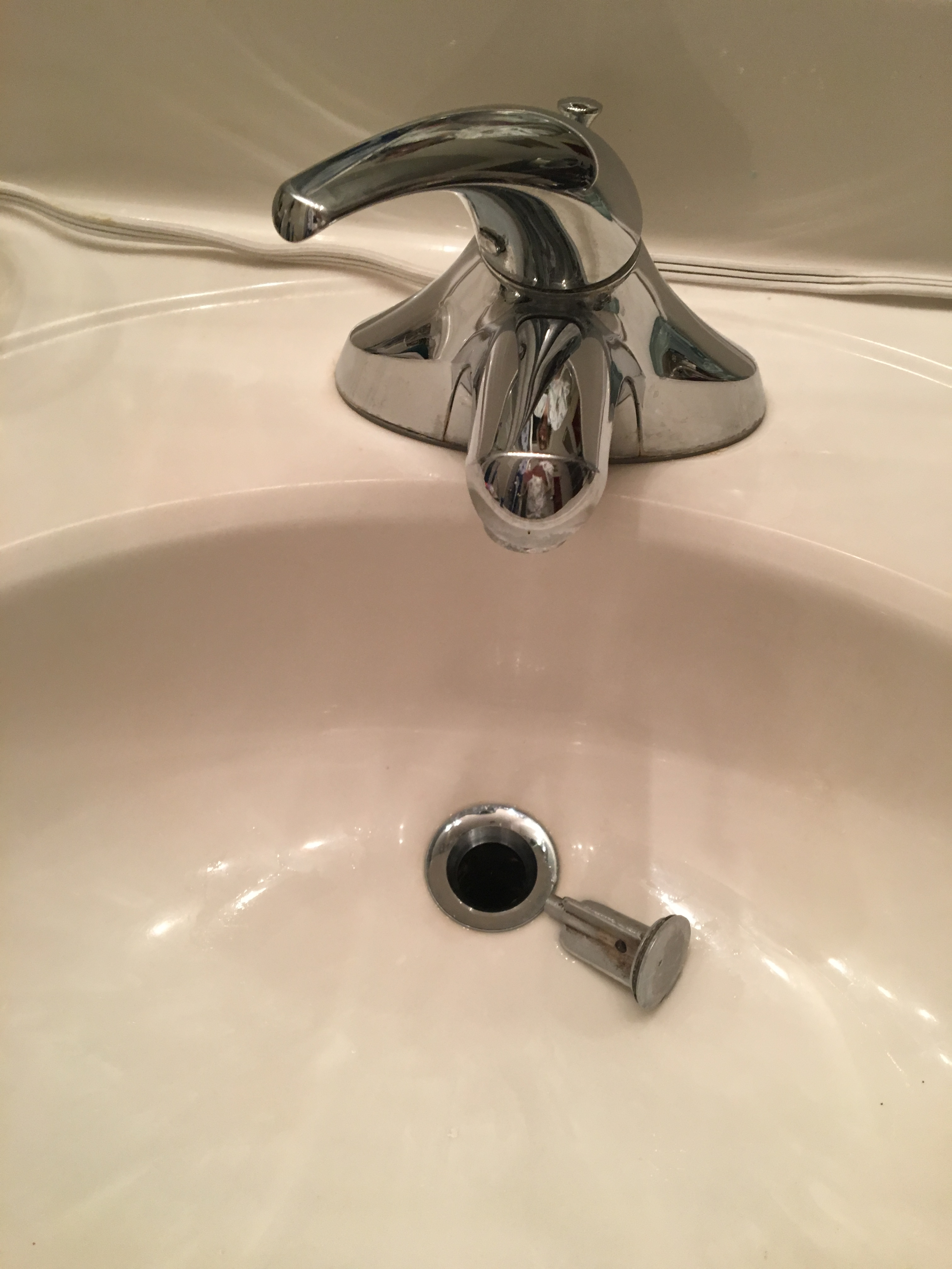 Sink Shroom Quick Fix For Broken Bathroom Sink Stopper And Clog - How to fix a clogged bathroom sink