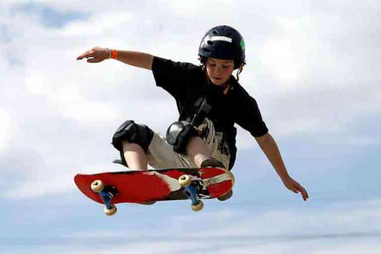 Beginner-Skateboard