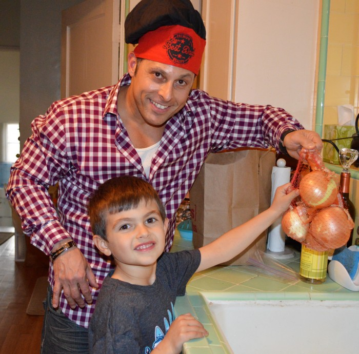 Best Dad Chef Hat