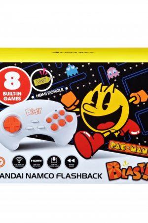 Packaging – Bandai Namco Flashback Blast