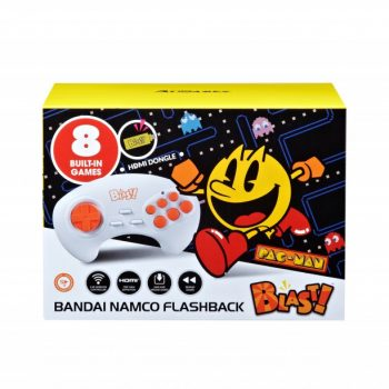 Packaging – Bandai Namco Flashback Blast